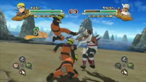 Naruto vs Killer Bee