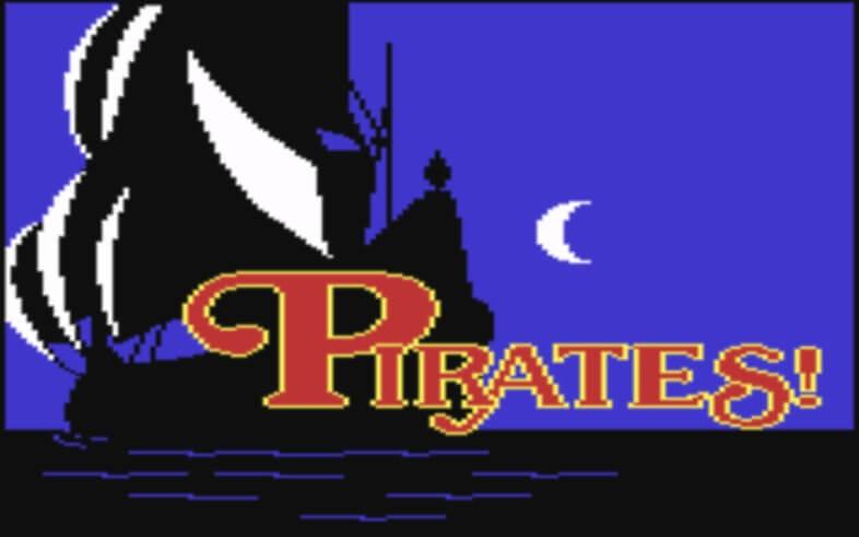 pirates c64