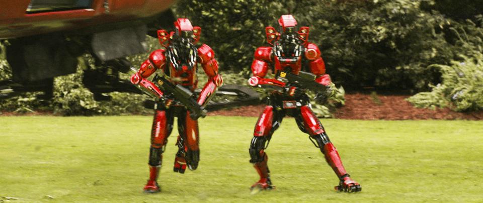 Elysium Robots - GO GO GO!