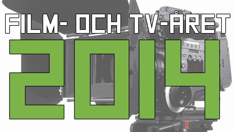 Film- och TV-året 2014
