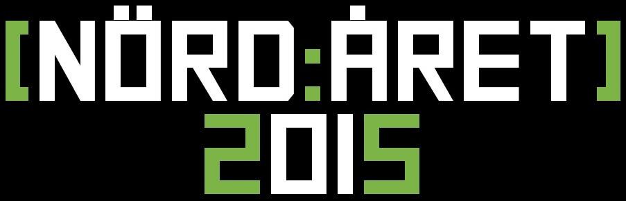 nördåret 2015 banner